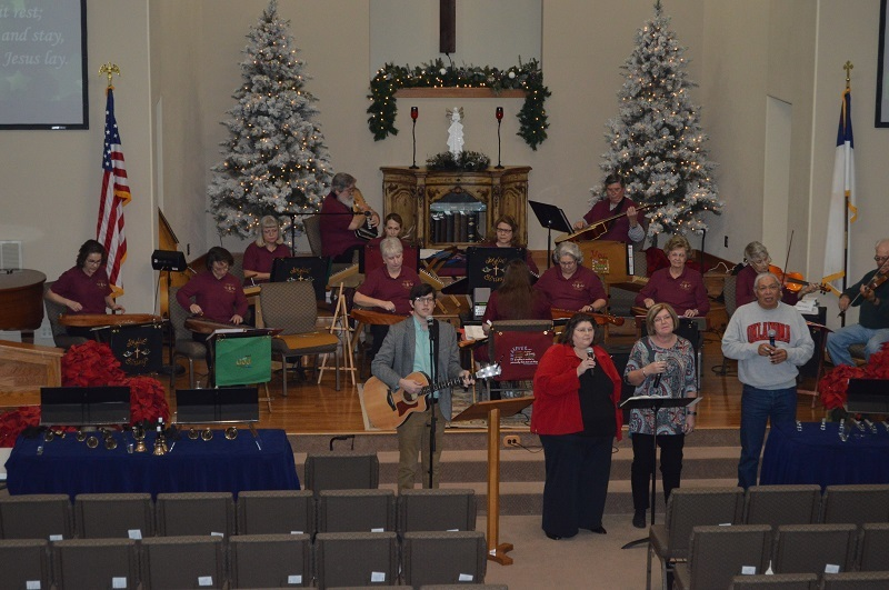 First Baptist Hominy 12-10-17